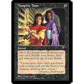 Magic the Gathering Visions Single Vampiric Tutor - NEAR MINT (NM)