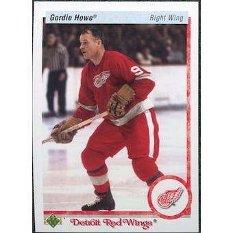 2010/11 Upper Deck 20th Anniversary Parallel #503 Gordie Howe