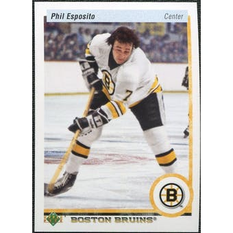 2010/11 Upper Deck 20th Anniversary Parallel #516 Phil Esposito