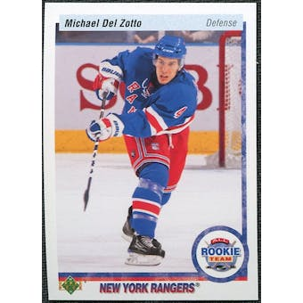 2010/11 Upper Deck 20th Anniversary Variation #531 Michael Del Zotto ART