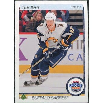 2010/11 Upper Deck 20th Anniversary Variation #532 Tyler Myers ART