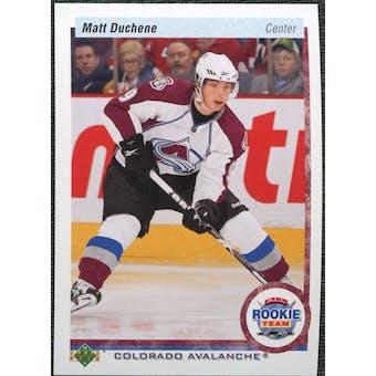 2010/11 Upper Deck 20th Anniversary Variation #534 Matt Duchene ART