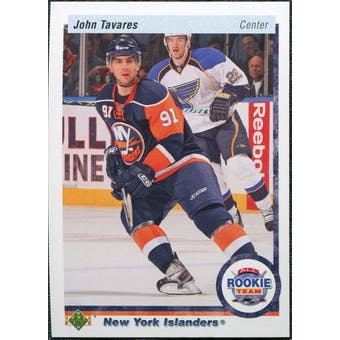 2010/11 Upper Deck 20th Anniversary Variation #535 John Tavares ART