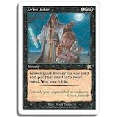 Magic the Gathering Starter 1999 Single Grim Tutor - SLIGHT PLAY (SP)