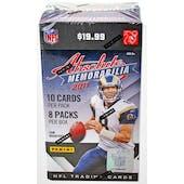 2011 Panini Absolute Memorabilia Football 8-Pack Box (1 Auto or Memorabilia Card!)