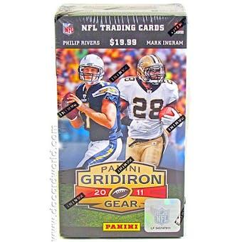 2011 Panini Gridiron Gear Football 8-Pack Box - CAM NEWTON ROOKIES!