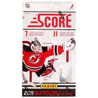 2011/12 Score Hockey 11-Pack Box