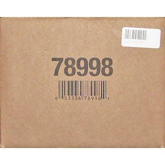 2011 Upper Deck Exquisite Football Hobby 3-Box Case