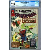 Amazing Spider-Man #24 CGC 9.0 (C-OW) *1205184013*