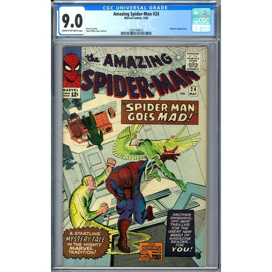 Amazing Spider-Man #24 CGC 9.0 (C-OW) *1205184013* Amazing2020Series3 - (Hit Parade Inventory)
