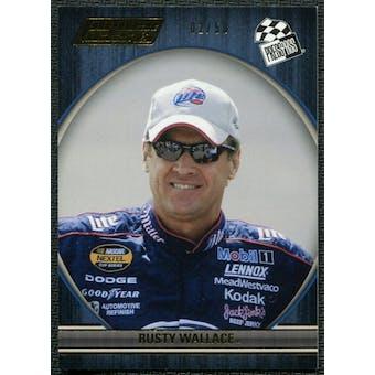 2012 Press Pass Power Picks #22 Rusty Wallace 2/50