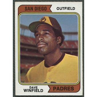 1974 Topps Baseball Complete Set (NM-MT)