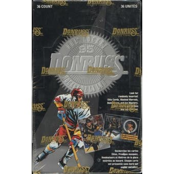 1995/96 Donruss Series 1 Hockey Hobby Box