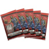 2012/13 Panini Elite Basketball Hobby Pack (Lot of 5)