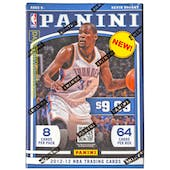 2012/13 Panini Basketball 8-Pack Blaster Box