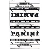 2012/13 Panini Basketball Rack Pack Box