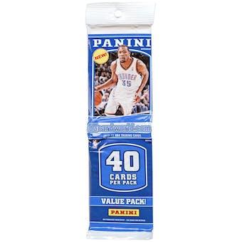 2012/13 Panini Basketball Retail Value Rack Pack