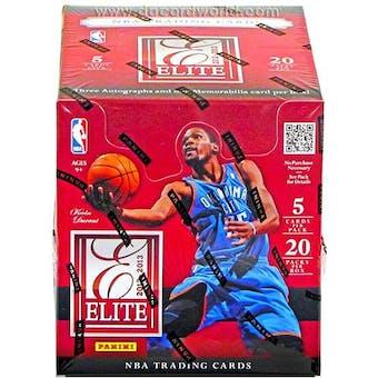 2012/13 Panini Elite Basketball Hobby Box