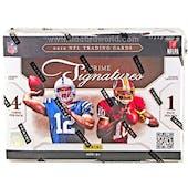 2012 Panini Prime Signatures Football Hobby Box