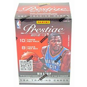 2012/13 Panini Prestige Basketball 8-Pack Box