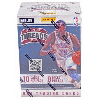 2012/13 Panini Threads Basketball 8-Pack Box