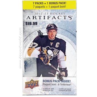 2012/13 Upper Deck Artifacts Hockey 8-Pack Box