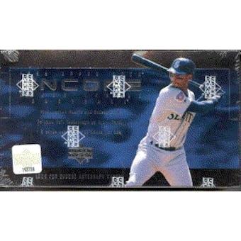 1999 Upper Deck Encore Baseball Hobby Box