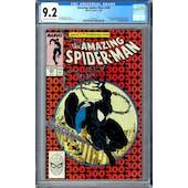 Amazing Spider-Man #300 CGC 9.2 (OW-W) *1216095001*