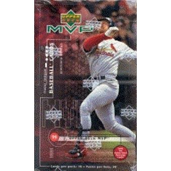 1999 Upper Deck MVP Baseball Hobby Box
