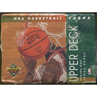 1993/94 Upper Deck Series 1 Basketball Jumbo Box