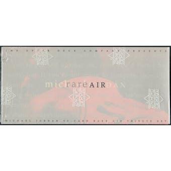 1994/95 Upper Deck Michael Jordan Rare Air Tribute Factory Set