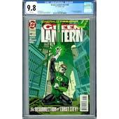 Green Lantern #v3 #48 CGC 9.8 (W) *1228393023*