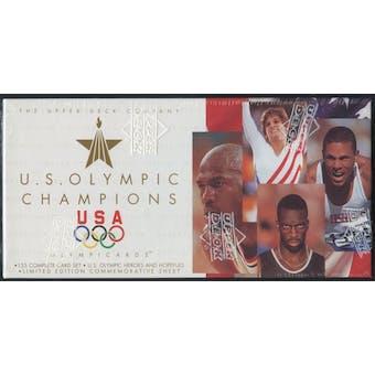 1996 Upper Deck U.S. Olympic Champions Set