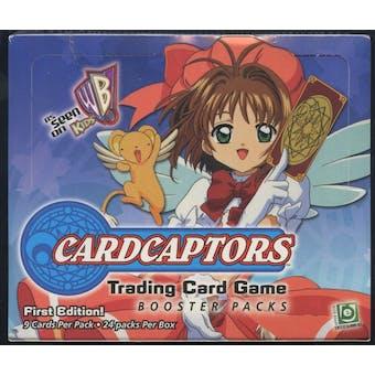 2001 Upper Deck Cardcaptors Booster Box