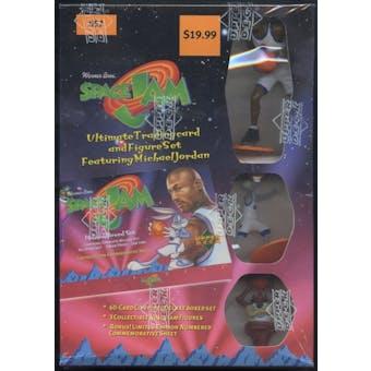 1996 Upper Deck Space Jam Basketball Set W/Figures