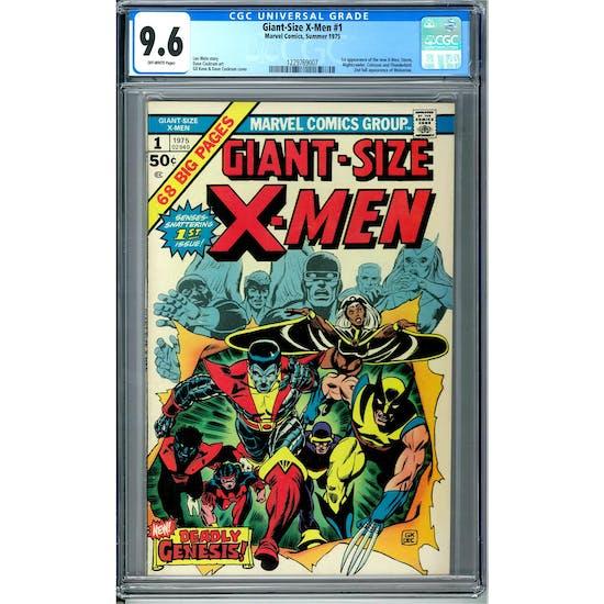 Giant-Size X-Men #1 CGC 9.6 (OW) *1229769007*