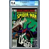 Spectacular Spider-Man #64 CGC 9.4 (W) Mark Jewelers Insert *1232066011*