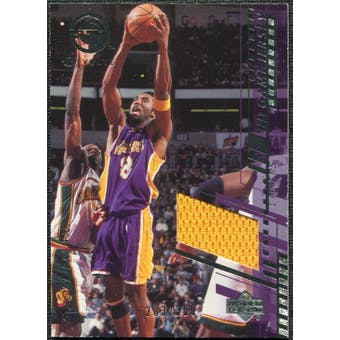 2000/01 Upper Deck e-Card 2 #EC1J Kobe Bryant Jersey /300