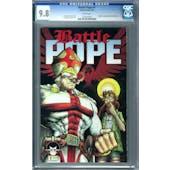 Battle Pope #1 CGC 9.8 (W) *1255005001*