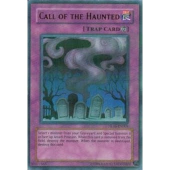 Yu-Gi-Oh Hobby League 6 Single Call of the Haunted Ultra Parallel Rare