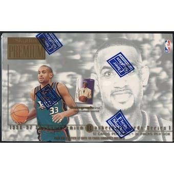 1996/97 Skybox Premium Series 1 Basketball Retail Box