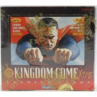 DC Kingdom Come Extra Hobby Box (1996 Skybox)