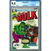 Incredible Hulk #271 CGC 9.4 (W) *1267610002*
