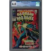 Marvel Super-Heroes #13 CGC 6.0 (OW-W) *1270640005*