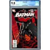 Batman #655 CGC 9.8 (W) *1278228005*