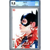 Batgirl #23 CGC 9.8 (W) *1283701006*