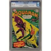 Aquaman #29 CGC 5.5 (W) *1292379003*