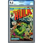 Incredible Hulk #180 CGC 9.2 (OW-W) *1295245002*