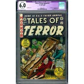Tales of Terror Annual #3 CGC 6.0 (OW) Restored *1296817010*