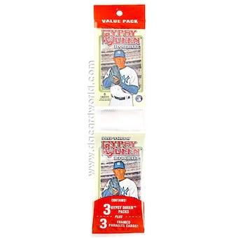 2012 Topps Gypsy Queen Baseball Jumbo Value Pack